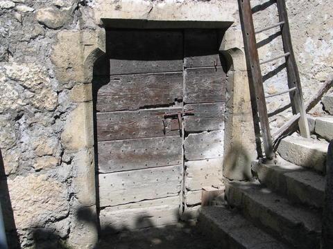 Porte du Moyen Âge