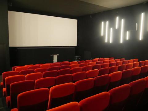 Cinéma Le Cap : 2 salles équipées et climatisées
