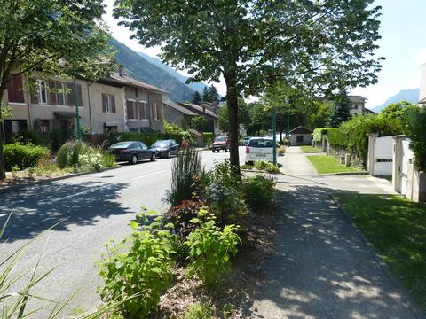 Avenue H. de Balzac
