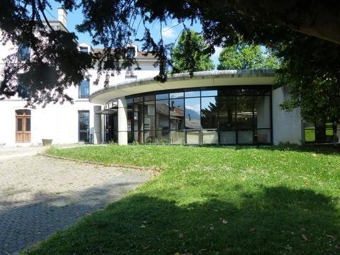 Parc de la médiathèque Stravinski